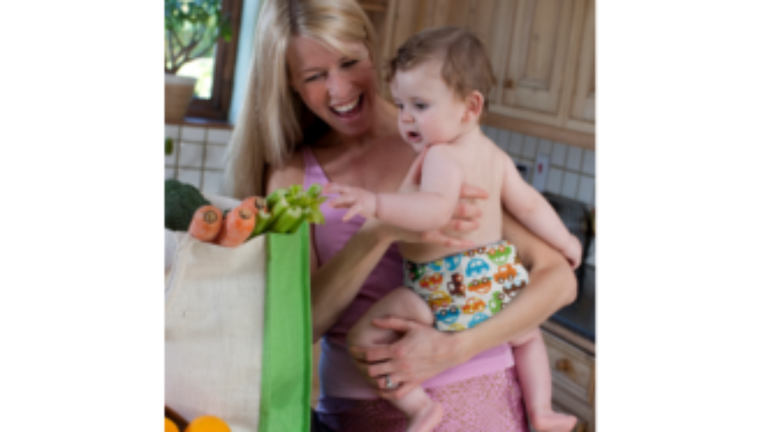 Ever thought about reusable nappies?