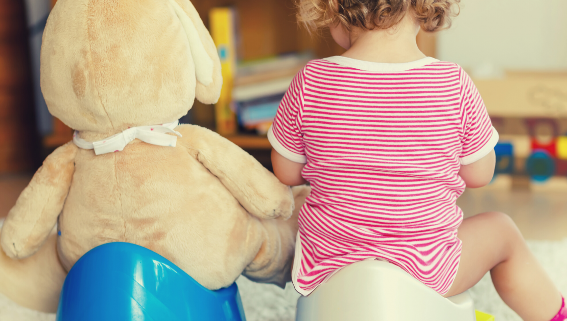 Top Tips for Potty Training your Little One