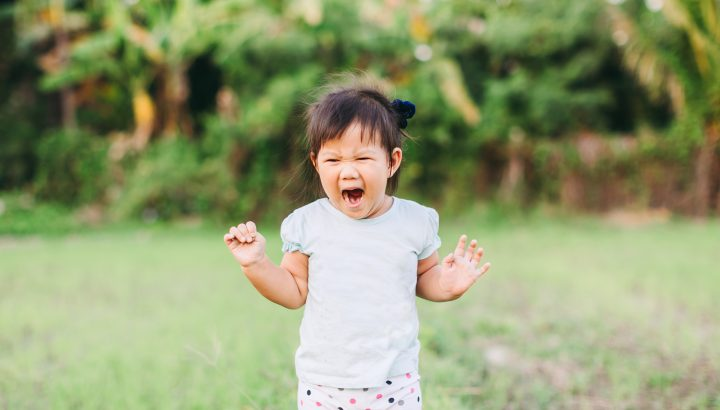 Toddler Tantrums – Why They're A Good Thing